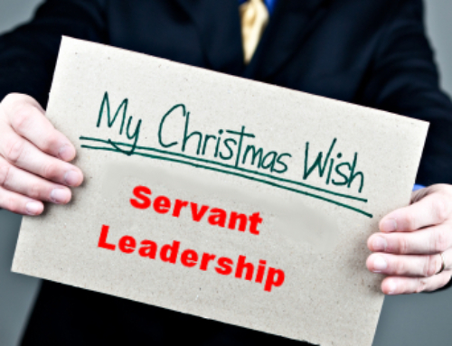 The Servant-Leader's Night Before Christmas – 2020 Edition