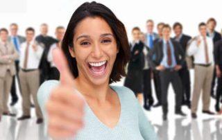 Celebrate Success in Public