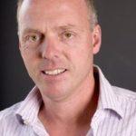 Author Frank van den Driest