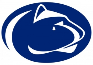 Penn State Nittany Lion Crying Tear (Not an Official PSU Logo)