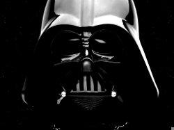 Darth Vader's Helmet Face - Bad Leadership Product