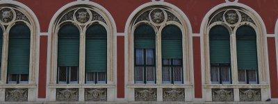 Windows in Wall - CC License - Dick Schmitt - http://dickschmitt.blogspot.com/2006/01/happy-holidays-2005.html