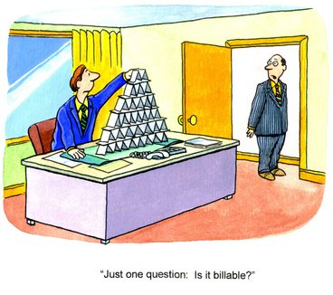 Just one question - is it billable?