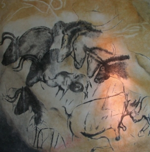 30,000 Year Old Chauvet Cave Drawings - an early example of Pinterest