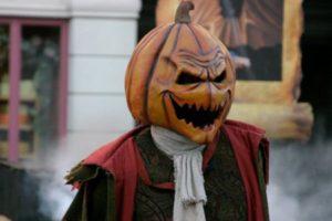 Headless Horseman w/ Pumpkin Head