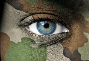 Soldier Face Paint