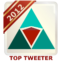 Modern Servant Leader - Top Tweeter 2012 - Transparent Badge