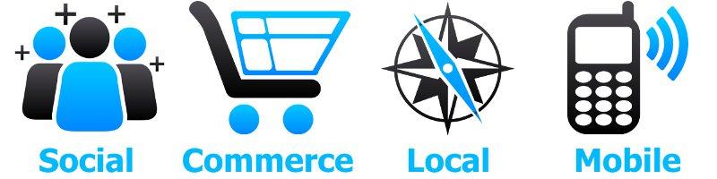 Social - Local - Mobile - SoLoMo and Commerce - SoCoLoMo