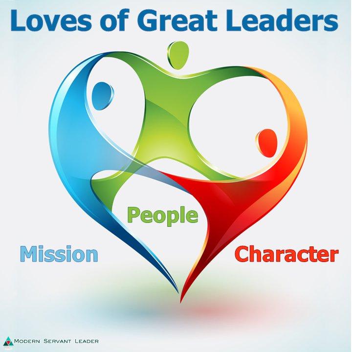 Amazing Leadership: 3 Loves Needed For Great Leadership