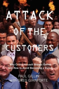 Attack of the Customers Book Cover