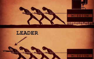 Boss vs. Leader and Mission of a Team