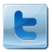 Twitter Icon - Square Transparent