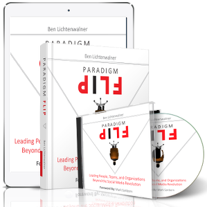 Paradigm Flip Book Bundle - Print, eBook and audiobook - Servant Leadership books - Modern Servant Leader