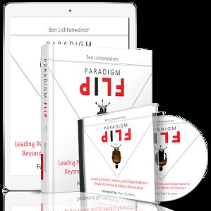 Paradigm Flip Book Bundle - Print, eBook and audiobook