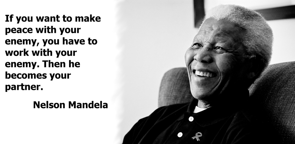 nelson mandela of the greatest servant leadership quotes and