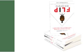 Stack of Paradigm Flip Books