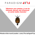 Whatever your passion, it can be followed, shared, and influenced on social media channels.