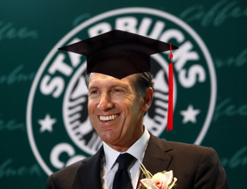 Starbucks Demonstrates Servant Leadership with Free Education