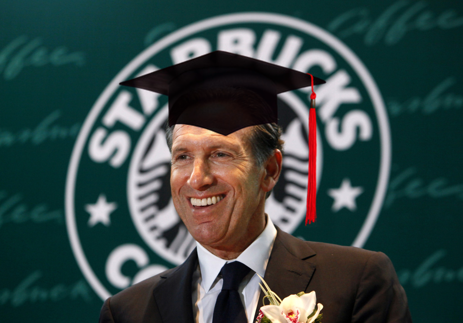 Starbucks Demonstrates Servant Leadership with Free Education