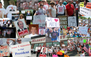 Market Basket Stakeholders Rally to Support Their Servant Leader