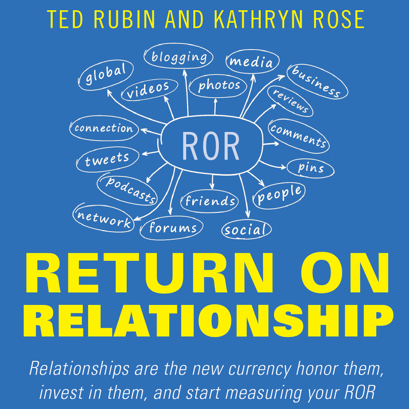 Return on Relationship Audiobook Cover