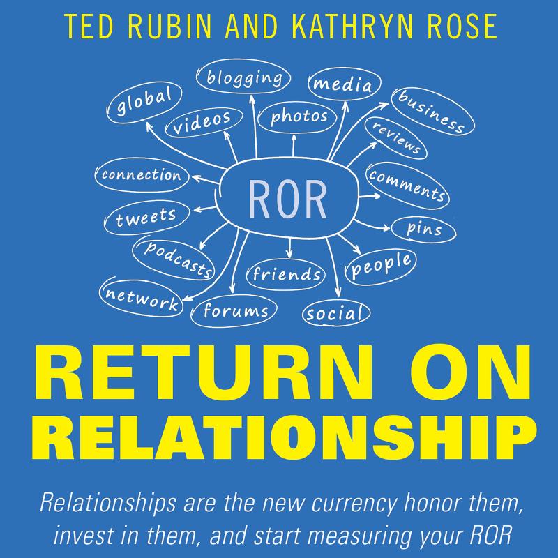 Return on Relationship Audiobook Cover