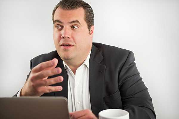 Benjamin Lichtenwalner - founder of Modern Servant Leader
