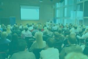 Modern-Servant Leader Ben speaking at conference - Servant Leadership