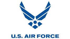US Air Force Logo - Servant Leadership
