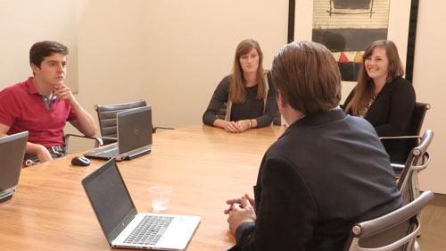 ben consulting herman miller interns