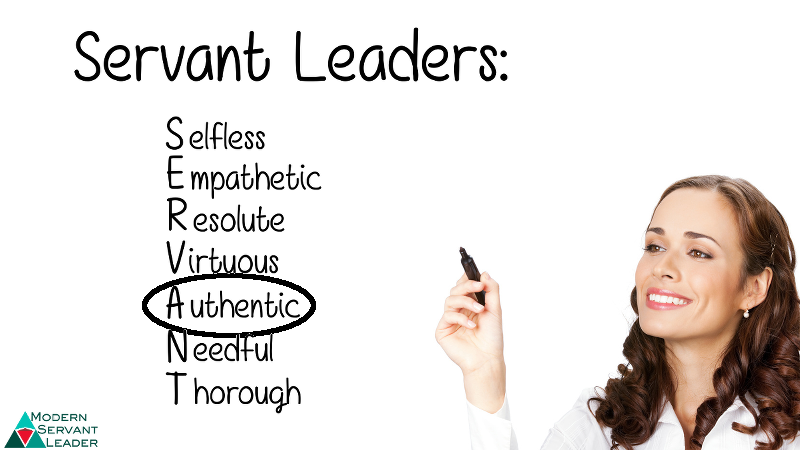 what is authentic leadership pdf