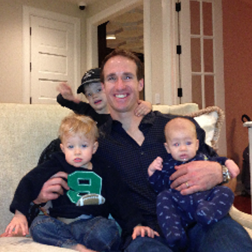 Drew Brees - Leadership, Sports