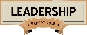 Top Leadership Experts - Banner for List Recognition