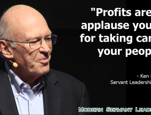 Servant Leadership Summit – Highlights and Quotes to Share