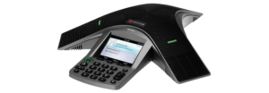 The Polcyom speaker phone model cx3000-lg-a