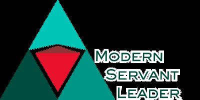 Modern Servant Leader Mobile Retina Logo