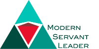 Modern Servant Leader Mobile Logo