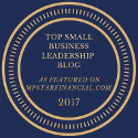 Top Leadership Blog - Modern Servant Leader Accolades