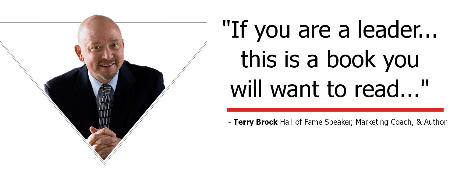 Paradigm Flip Book Testimonial from Terry Brock Internationally Recognized Hall of Fame Speaker