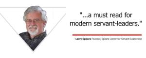 Paradigm Flip Book Testimonial from Larry Spears, Founder of Spears Center for Servant-Leadership