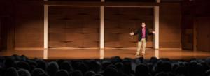 Business Technology Leadership Keynote Speaker Ben Lichtenwalner on Stage