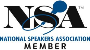 Member of the National Speakers Association