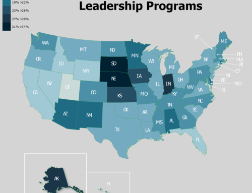 New Study: Only 15% of Schools Offer Leadership Programs
