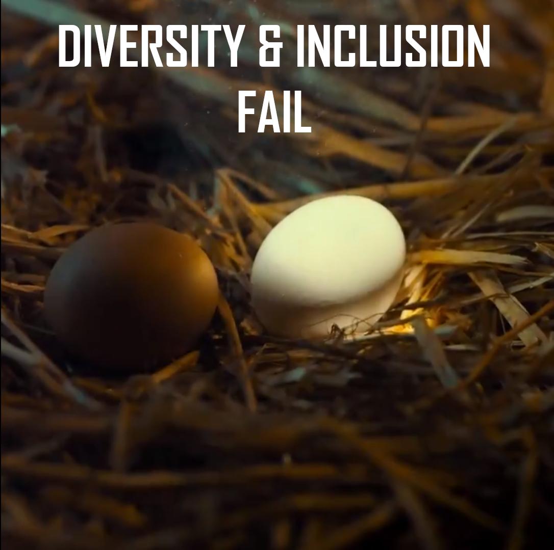 Diversity Failure of Leadership